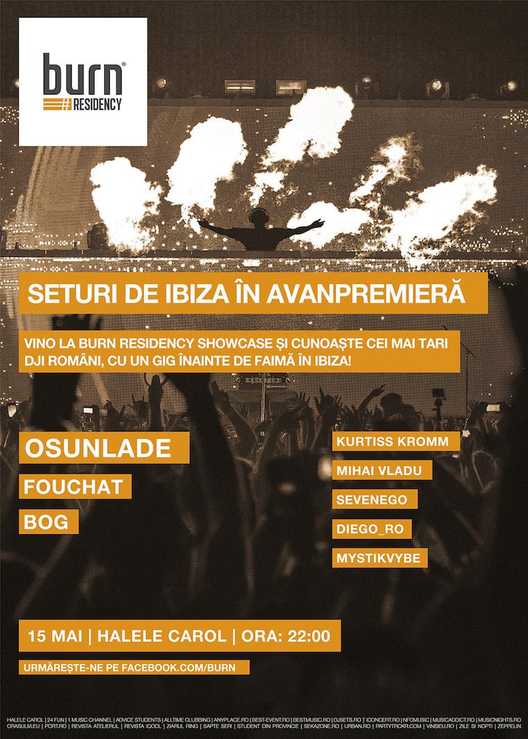 [burn Residency] Drumul către o rezidență în Ibiza trece pe la Ibiza Sonica!