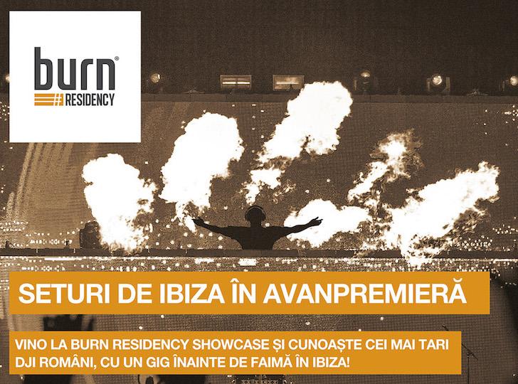 burn Residency: 5 români se bat în ale mixatului pentru 100.000 euro!