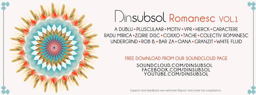 FREE DOWNLOAD: Poveste techno made in Romania în 14 track-uri DinSubsol