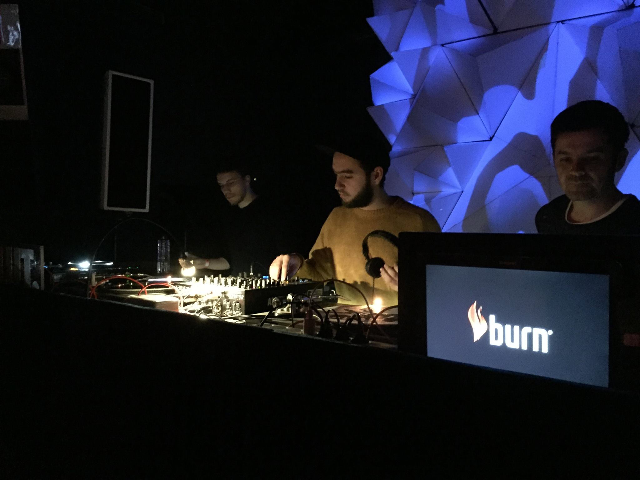 MIXUL ZILEI Lisiere Collectif for COLOR @ Club Guesthouse   02.2016