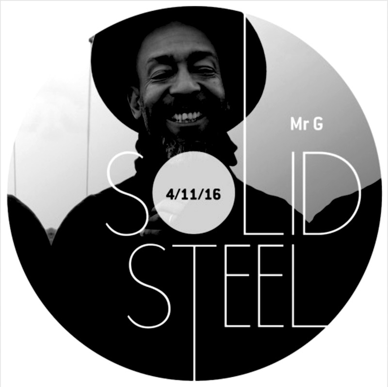 MIXUL ZILEI: Mr. G – Solid Steel Radio Show Nov. 2016 – free download