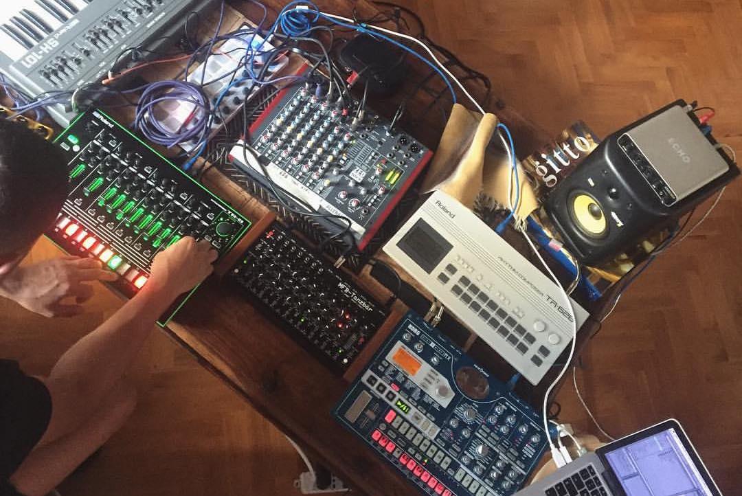 MIXUL ZILEI Noha – Technique Mix Series 073