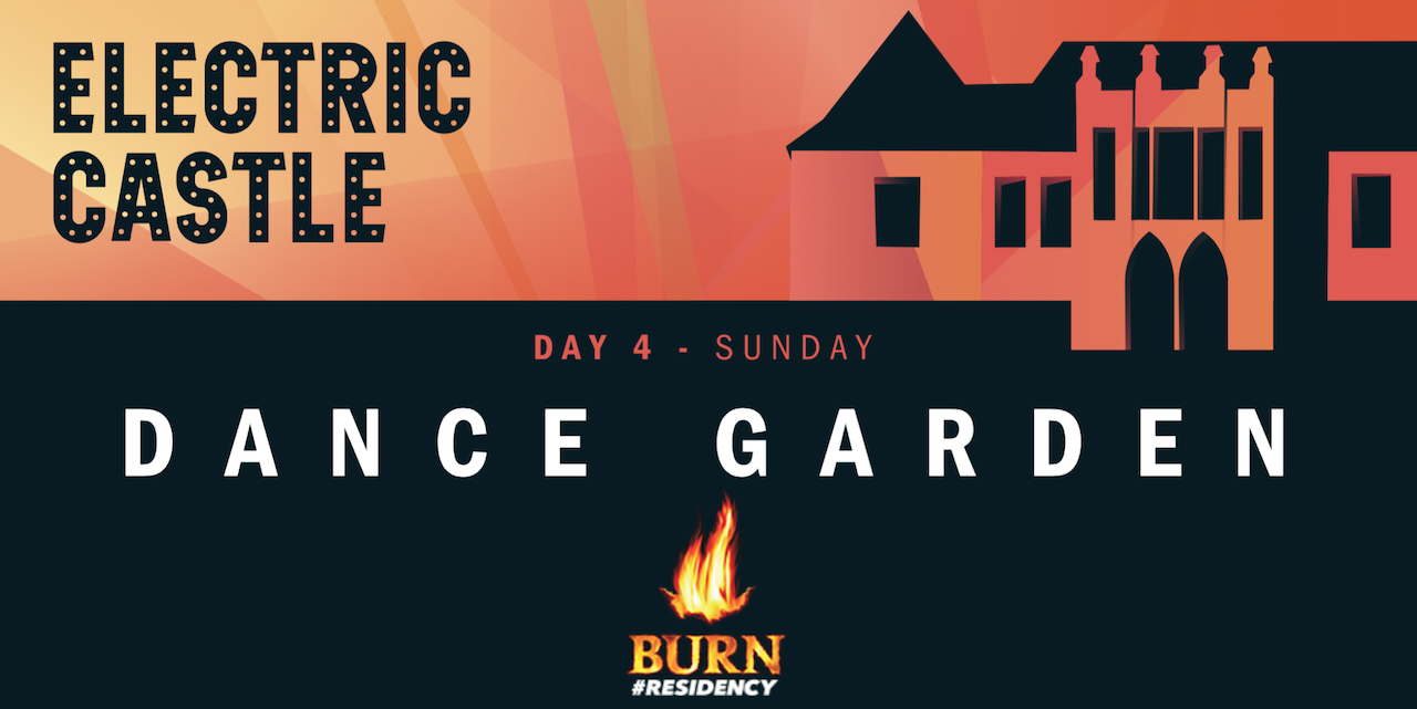De ce ne entuziasmăm de scena Dance Garden de la Electric Castle 2017