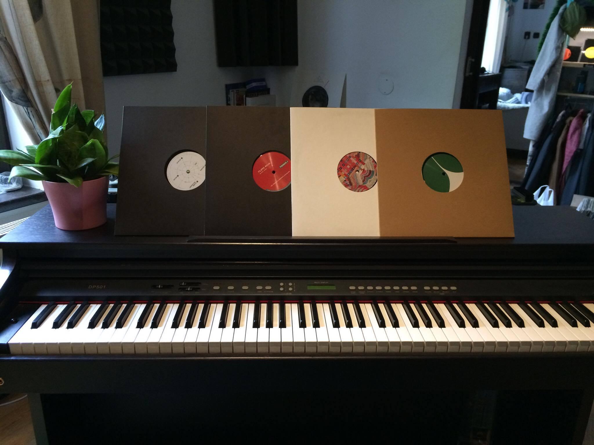 Misbits' Top 5 Vinyl Chart – December 2017