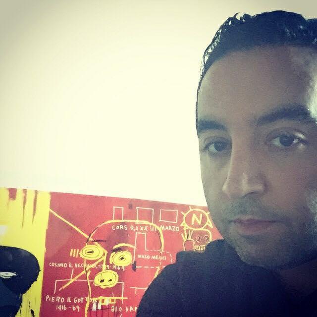 Amir Javasoul's Vinyl Alter Ego