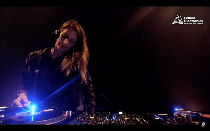 Le Mix Du Jour: Sonja Moonear @ Lisboa Electronica 2018