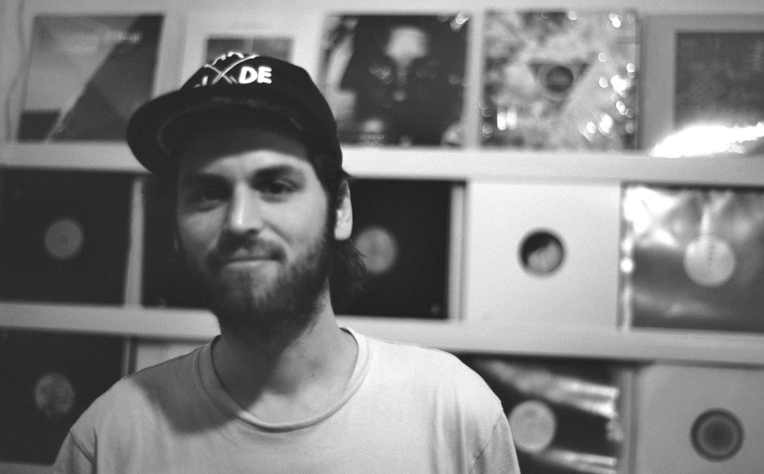 Julius Steinhoff's Vinyl Alter Ego