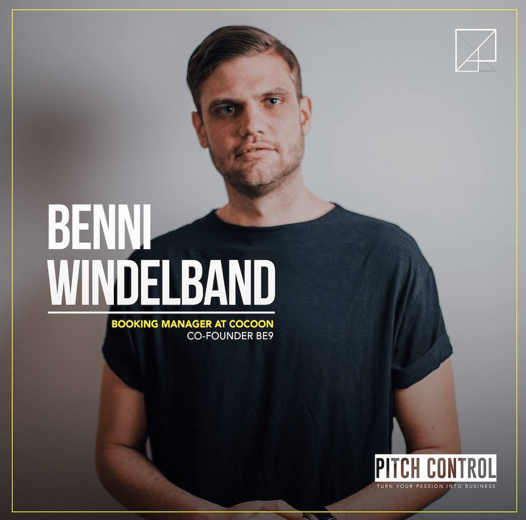 How Revelations At Waha Festival Brought Benni Windelband A Dream Job At Cocoon
